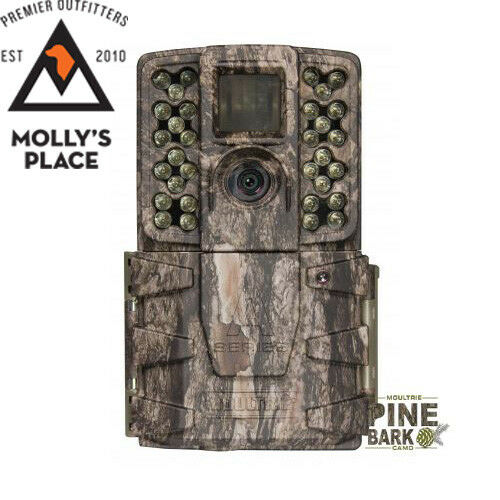 Moultrie MCG-13272, A-40i Pro 14MP Pine Bark No  Glow Invisible Infrared Game Tra  online discount