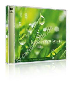 DCD-LEBEN-FUR-DICH-Lobpreis-und-Anbetungslieder-2-CDs-mit-32-Liedern-CM