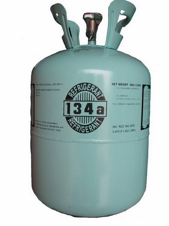 R134a Refrigerant 30lbs Cylinder 30lb Epa Certification Required
