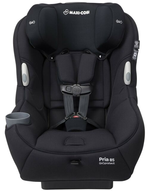 Maxi Cosi Pria 85 20 Convertible Car Seat Child Safety Air Protect Night Black