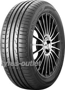 SUMMER-TYRE-Dunlop-Sport-BluResponse-205-55-R17-95V-XL