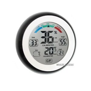Hygrometre-Thermometre-Digital-LCD-Temperature-interieure-humidite-sans-fil