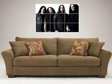 """TYPE O NEGATIVE MOSAIC 35"""" BY 25"""" WALL POSTER GOTHIC"""