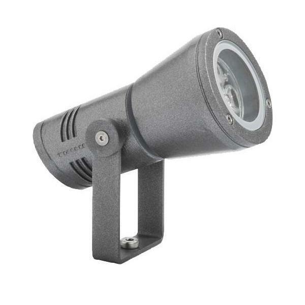 Trilux LED-Anbaustrahler Faciella 08  6493540 IP65 Trilux LED-Anbaustrahler