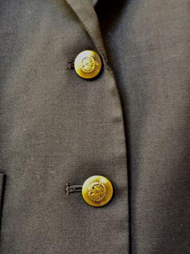 Carriera taglia Blazer lavorata foderata Gape Wool 6 Black tHSqw8g1B