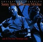 Live at the New Penelope Cafe by Sonny Terry & Brownie McGhee (CD, Nov-1997, Just a Memory Records)