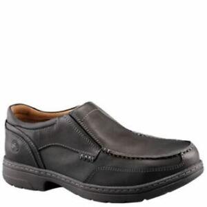 016a49fb432 Timberland PRO Men s Branston ESD Slip-On Alloy Toe Work Shoes Black ...