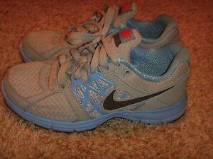 Nike Relentless 2 Gray Light Blue Womens Size 7