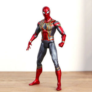 Marvel-Spider-Man-Iron-Spider-Avengers-Infinity-War-7-Action-Figure-Toy-Gifts