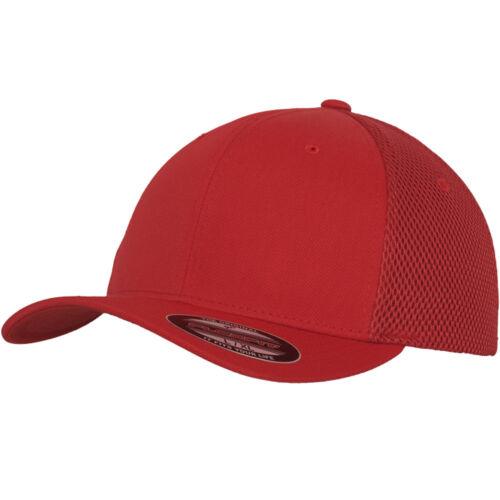 Flexfit Yupoong Tactel Mesh Caps Flexfit Cap with Net Mesh Cap