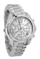 Michael Kors Bradshaw Ladies Chronograph Watch Silver Bracelet and Face MK6174