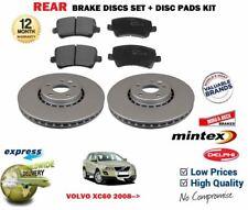 # GENUINE KRAFT AUTOMOTIVE FRONT BRAKE PADS SET VOLVO XC60 2.0T 2.4 3.2 D3 D5 T6 Części samochodowe Klocki hamulcowe
