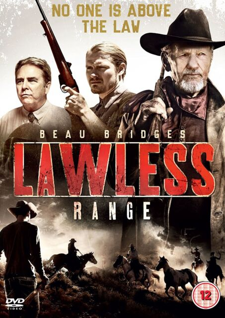 LAWLESS RANGE Beau Bridges DVD in Inglese NEW .cp