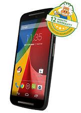 Motorola Moto G 2nd generación 4G LTE Negro Android XT1072 Grado B