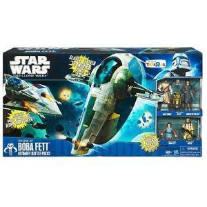 Star Wars - Clone La montée de Boba Fett Toys R'us Exc scellé dans Reshipper