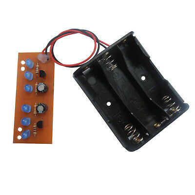 Solar Powered LED Lights Dummy Alarm Bell Boxes Yellow Dummy Burglar Alarm Box