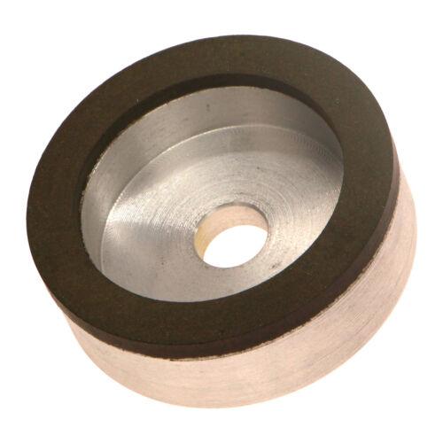 50mm Diamond Grinding Wheel Cup Grit 600 50x15x10mm Cutter Grinder