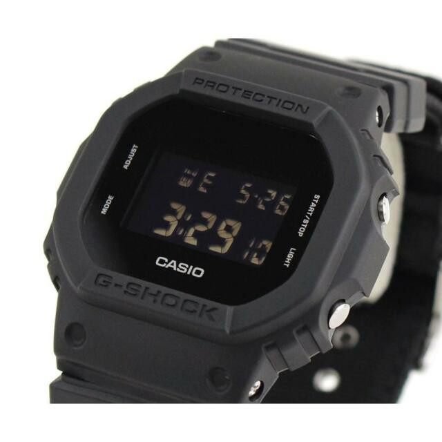 080d311a75c4 Casio G-shock 200m Water Resistance Cordura Nylon Watch Dw-5600bbn-1 Black
