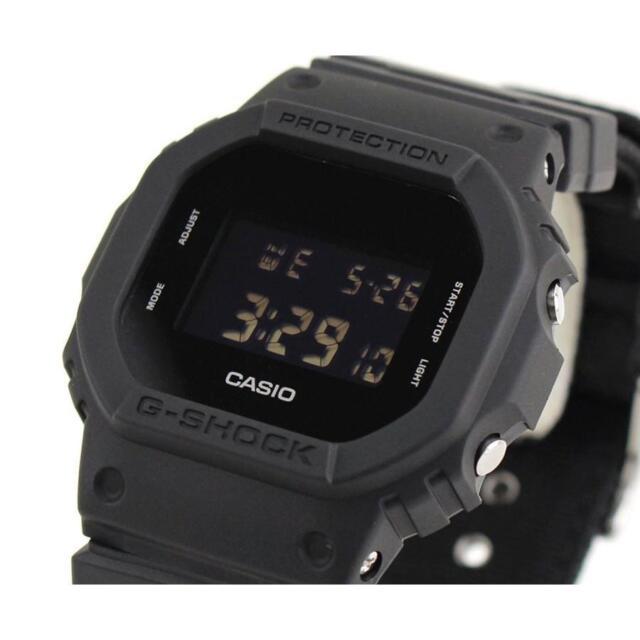 e44160dd6a4 Casio G-shock 200m Water Resistance Cordura Nylon Watch Dw-5600bbn-1 Black