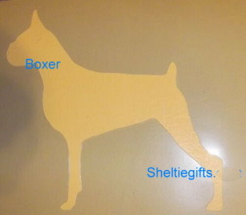 BOXER CRAFT SCRAPBOOKING SUPPLIES STENCIL ~ HANDCRAFTED IN THE USA
