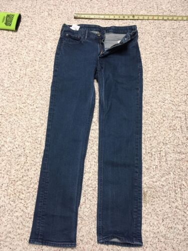 braguette coupe 511 bleu Levi's skinny zipp de moyen ville Jeans I8wwfgp