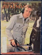 Magazine American Rifleman, JUNE 1981 !!! DIXIE'S Tennessee Mountain RIFLE !!!