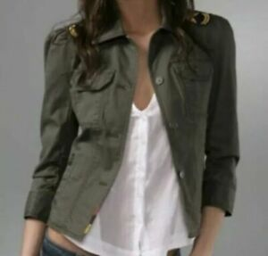 Juicy-Couture-Military-Style-Jacket-Small-Petite-Retails-SHOPBOP-198