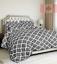 Utopia-Bedding-3-Piece-Printed-Duvet-Cover-Set-with-2-Pillow-Shams-Queen-Grey miniature 3