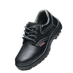 Anti-static Non Slip Resistant Work Steel Toe Boots Safety ...