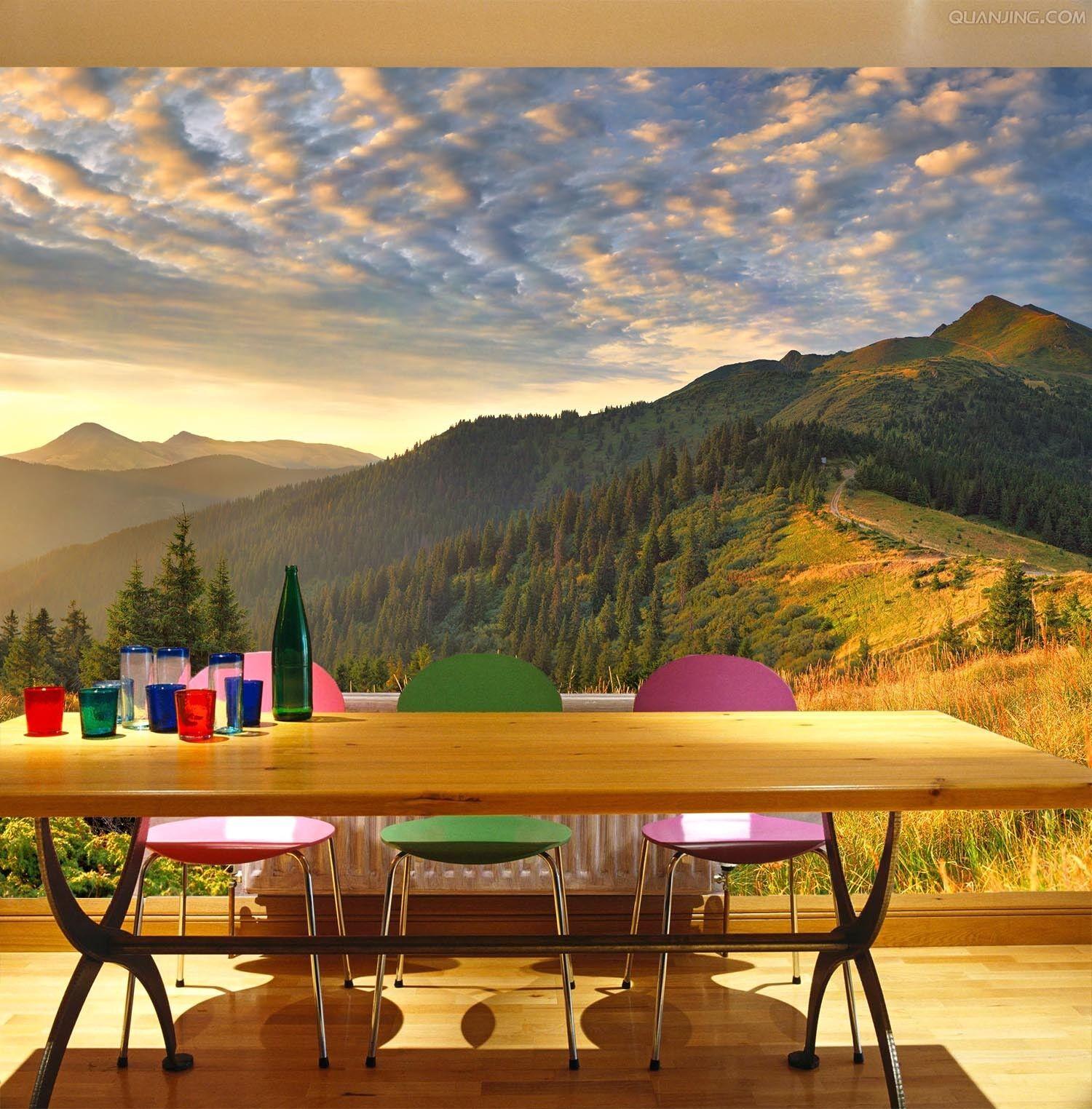 3D Berg Spitze Wolken 8 Tapete Wandgemälde Tapete Tapete Tapete Tapeten Bild Familie DE Summer  | Authentisch  | Charmantes Design  | Haben Wir Lob Von Kunden Gewonnen  2b09e3
