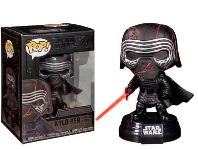 POP STAR Wars aumento di Skywalker-kylo REN leader Supremo