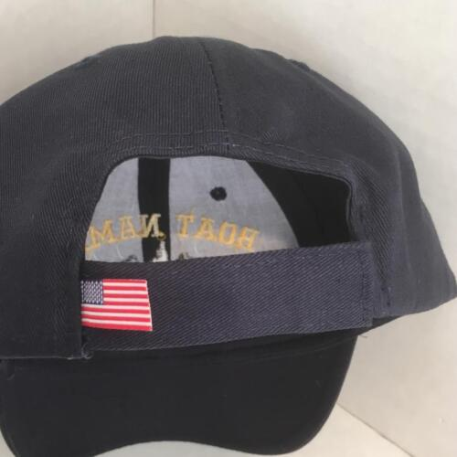 USS Loggerhead SS 374 Made in USA BC Patch Embroidered Submarine Ball Cap