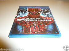 The Amazing Spider-Man (2-Disc Blu-ray Edition)