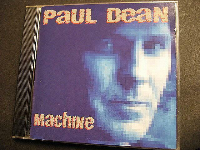 "PAUL DEAN ""MACHINE"" - CD"