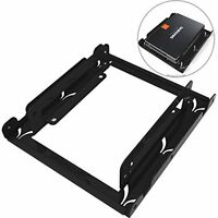 Internal Hard Disk Drive Mounting Kit 2.5 To 3.5 Inches (bk-hddh) Sabrent