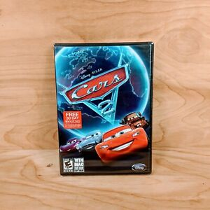Cars-2-PC-DVD-ROM-Software-Game-by-Disney-Pixar