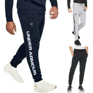 Under-Armour-ColdGear-Rival-Fleece-Script-Trainingshose-Jogginghose-Sport-Hose