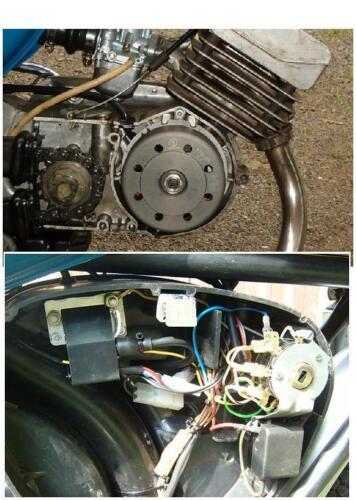 sr50 s51 sr80 Vape Power Dynamo allumage 12v//100w Lima 700579900 s70 Samson s50