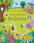 Mein erstes Stickerbuch: Im Garten von Caroline Young (2016, Taschenbuch)