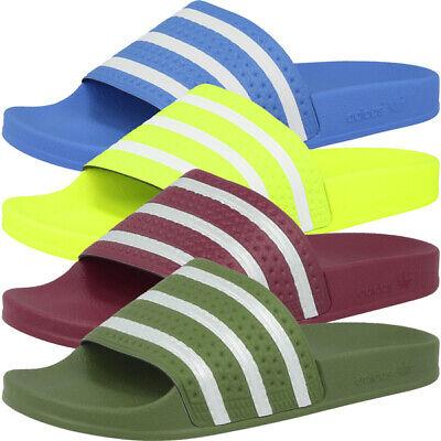 Adidas Adilette Badelatschen Badeschuhe Sandalen Slides Schuhe Aqua Pantoletten   eBay