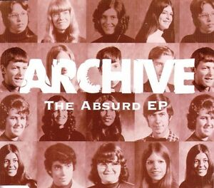 CD-ARCHIVE-The-absurd-EP-4-titres-RARE