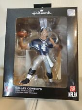 Hallmark Dak Prescott Dallas Cowboys Ornament