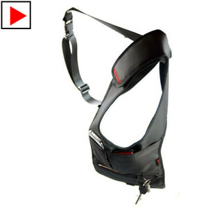 Hidden Underarm Shoulder Bag Multifunctional Pack Anti Theft Concealed Toolkit