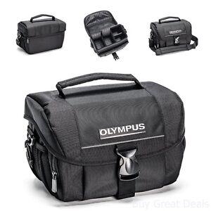 Olympus-Pro-System-Camera-Bag-Black-Black-Professional-Holds-Cameras-and-Lens