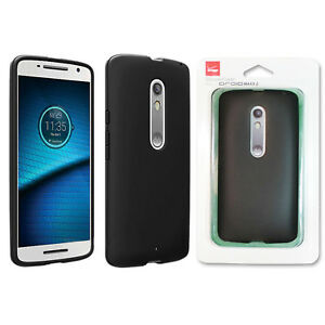 Case-for-Motorola-Droid-Maxx-2-Slim-Silicone-Shockproof-Cover-Verizon-OEM-Black