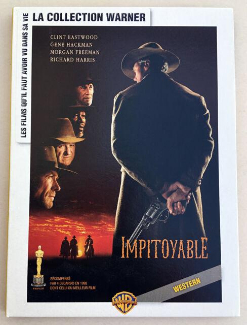 Impitoyable - DVD slim