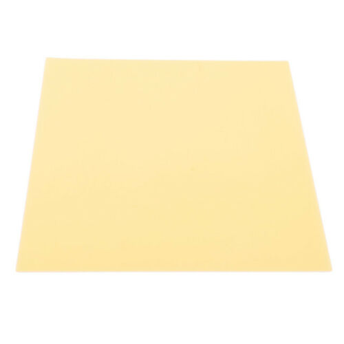 Plastic Transparent Clear Colorful Sheet Plate PVC Film Craft DIY Toys 8C