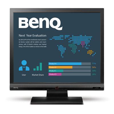 "BenQ BL702A 43cm (17"") Office-Monitor 5:4 VGA 5ms 250cd/m² 12Mio:1"