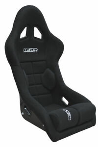 FIA-APPROVED-Seat-Mirco-GT-black-velour-Racing-Black-Sport-bucket