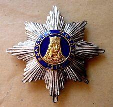 Order Medal Queen Tamara   1918 Republic of Georgia  an award for German troops